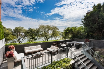 Duplex 3 Bedroom Condo with a 1,500 sf Outdoor Space on Beekman Place