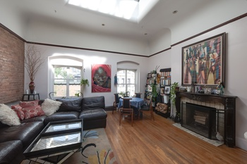 Massive Gramercy Park 2 Bedroom with soaring ceilings & skylights