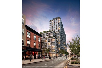 NEW DEVELOPMENT: 550 VANDERBILT AT PACIFIC PARK BROOKLYN